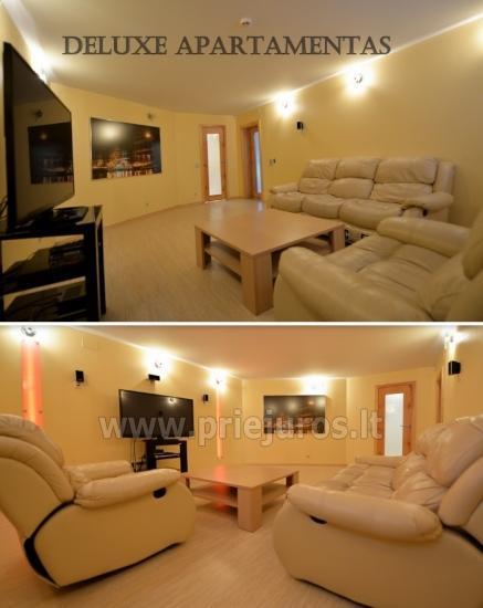Luxury Jacuzzi apartament - 9