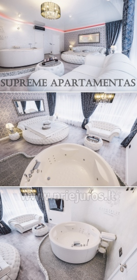 Luxury Jacuzzi apartament - 10