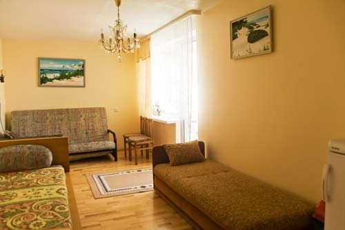 4 rooms apartment or rooms for rent in Nida, Curonian Spit, Baltis sea - 1