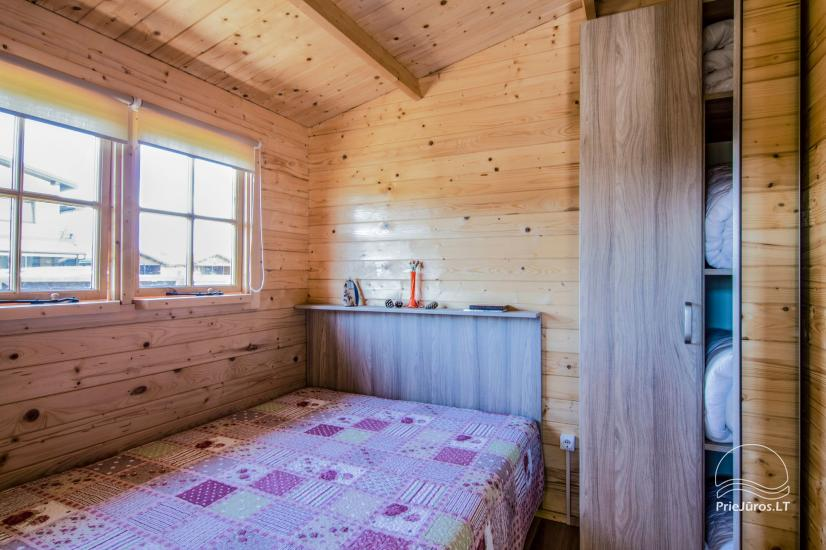 Holiday houses and rooms in Sventoji Gulbes takas - 37