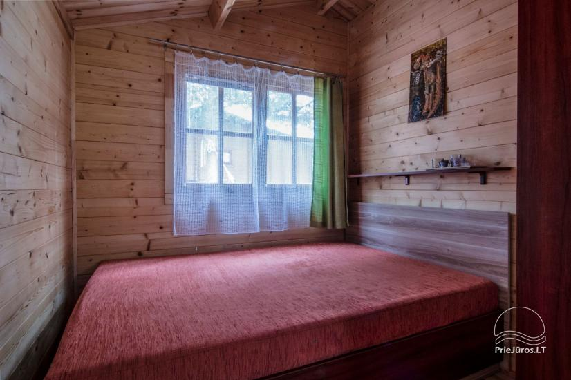Holiday houses and rooms in Sventoji Gulbes takas - 9