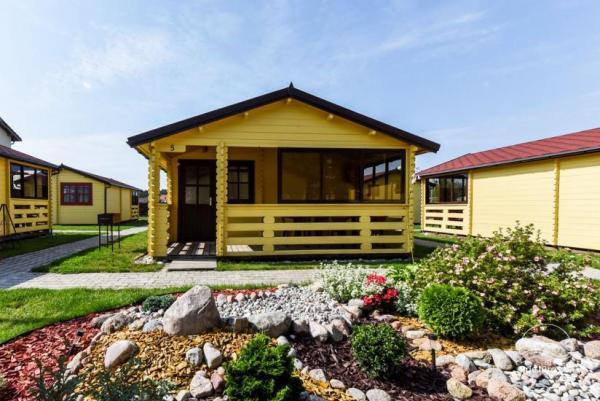 Ferienhäuser und-Wohnungen zur Miete in der Nähe des Meeres in Sventoji