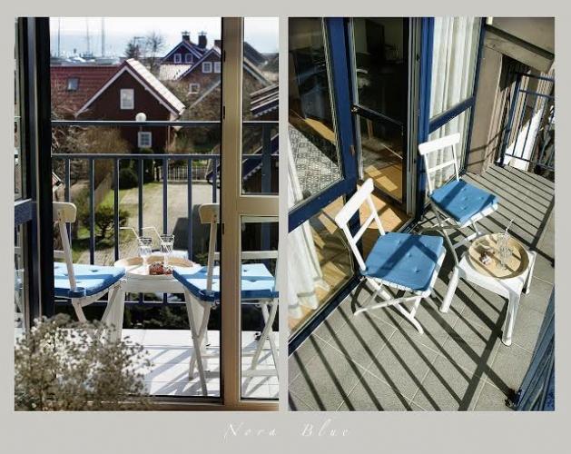 Apartamentai Nora Blue Nidos centre