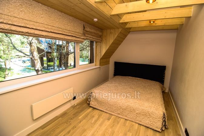 Luxury little house for rent in Kunigiskes. Just 250 meters to the sea! - 6