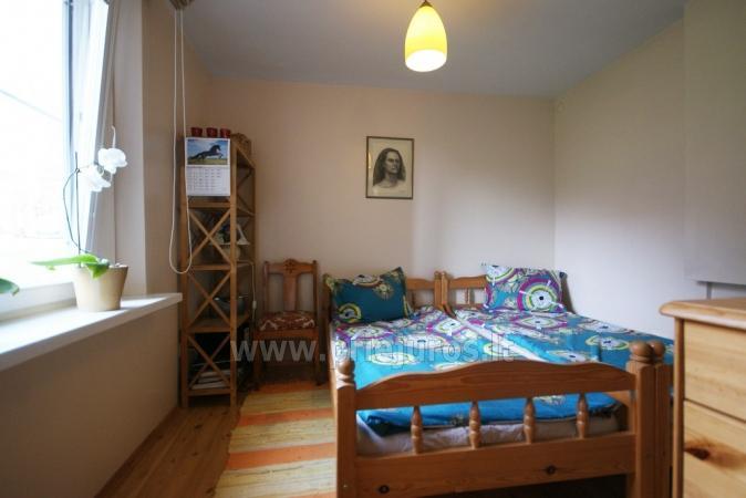 Išnuomojamas vieno kambario butas Nidoje - 11