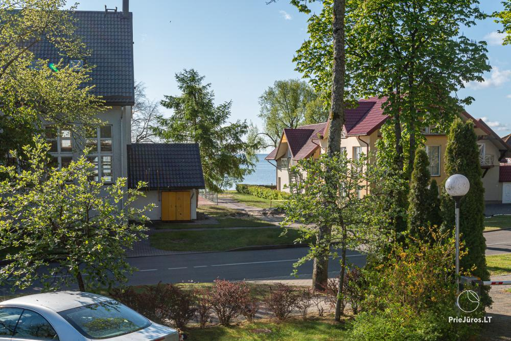 Modern two rooms apartment with large terrace in Curonian Spit, Juodkrante - 4