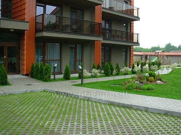 Dviejų kambarių buto nuoma Kunigiškiuose. Iki jūros tik 200 metrų!