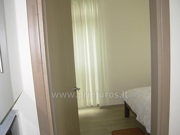 Dviejų kambarių buto nuoma Kunigiškiuose. Iki jūros tik 200 metrų! - 8