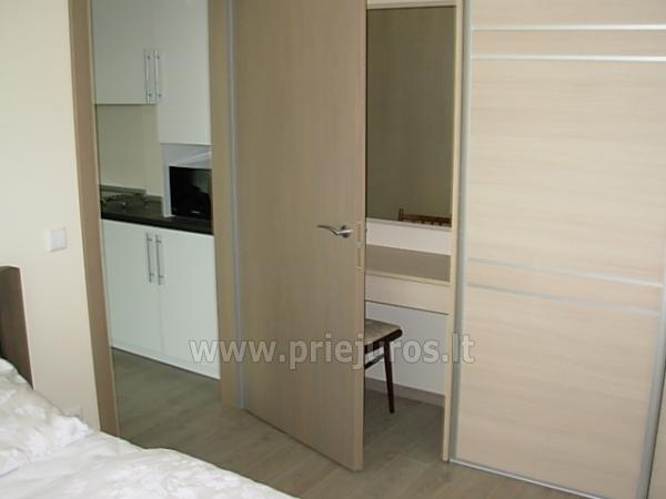 Dviejų kambarių buto nuoma Kunigiškiuose. Iki jūros tik 200 metrų! - 10