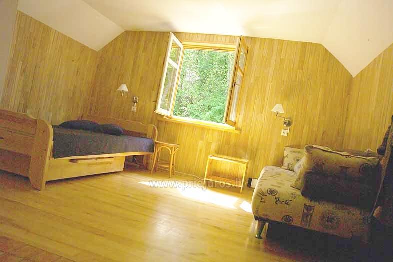 Nuomojamas vieno kambario butas nuosavame name Juodkrantėje - 2