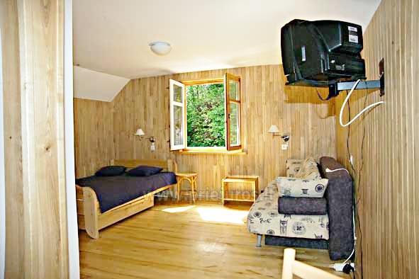 Nuomojamas vieno kambario butas nuosavame name Juodkrantėje - 3