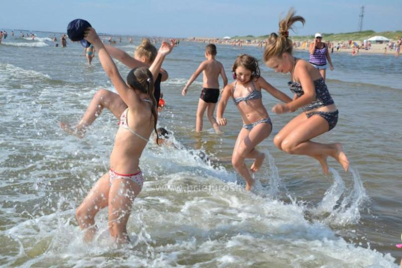 Vaikų ir jaunimo vasaros stovyklos prie jūros 2021