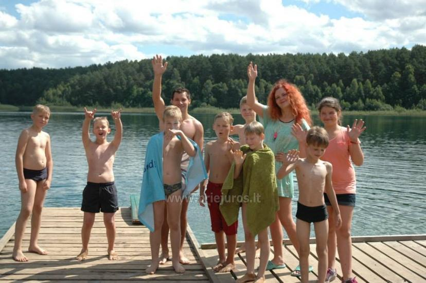 Children Summer Camps in Lithuania 2019 - 11