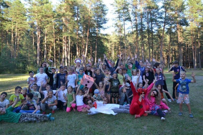 Vaikų ir jaunimo vasaros stovyklos prie jūros 2021 - 14