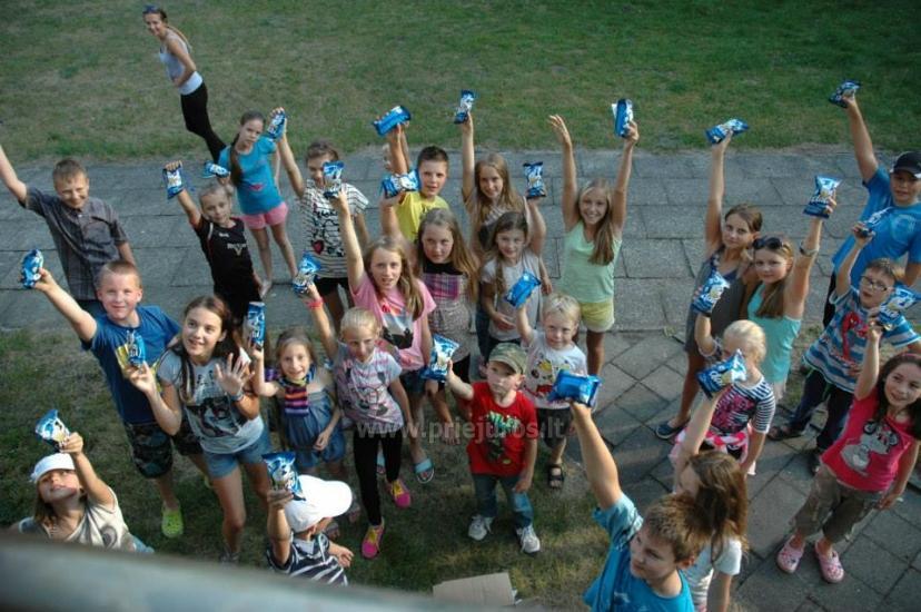 Vaikų ir jaunimo vasaros stovyklos prie jūros 2021 - 16