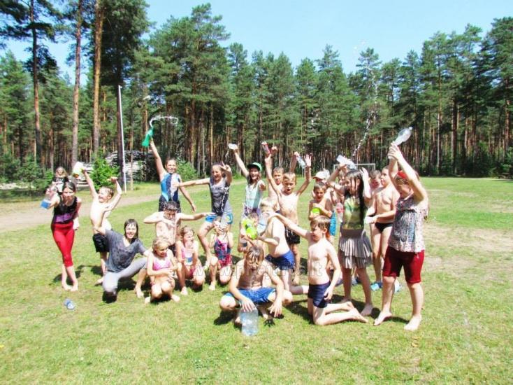 Vaikų ir jaunimo vasaros stovyklos prie jūros 2021 - 18