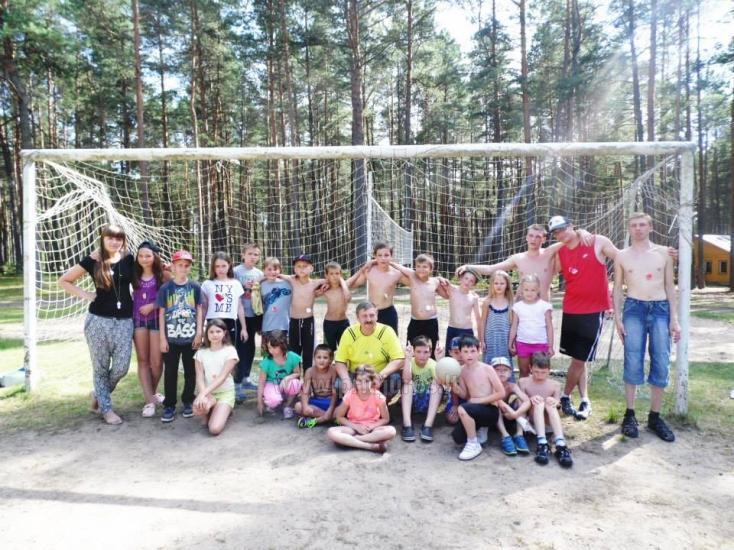Vaikų ir jaunimo vasaros stovyklos prie jūros 2021 - 21
