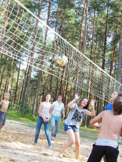 Vaikų ir jaunimo vasaros stovyklos prie jūros 2021 - 23