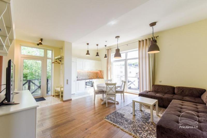 Appartements Nendriu apartamentai - für qualitativ hochwertige entspannung nahe dem Meer