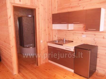 Neue Ferienhütte Elnias ganz in der Nähe des Meeres in Sventoji - 27