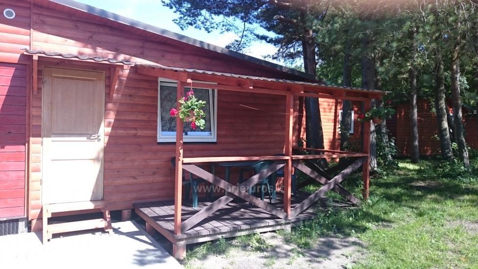 Neue Ferienhütte Elnias ganz in der Nähe des Meeres in Sventoji - 32
