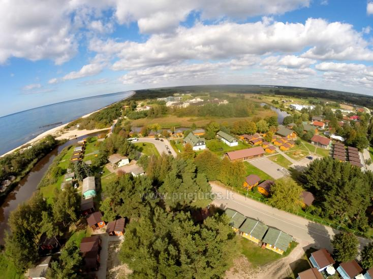 New holiday cottages Elnias very close to the sea in Sventoji - 4