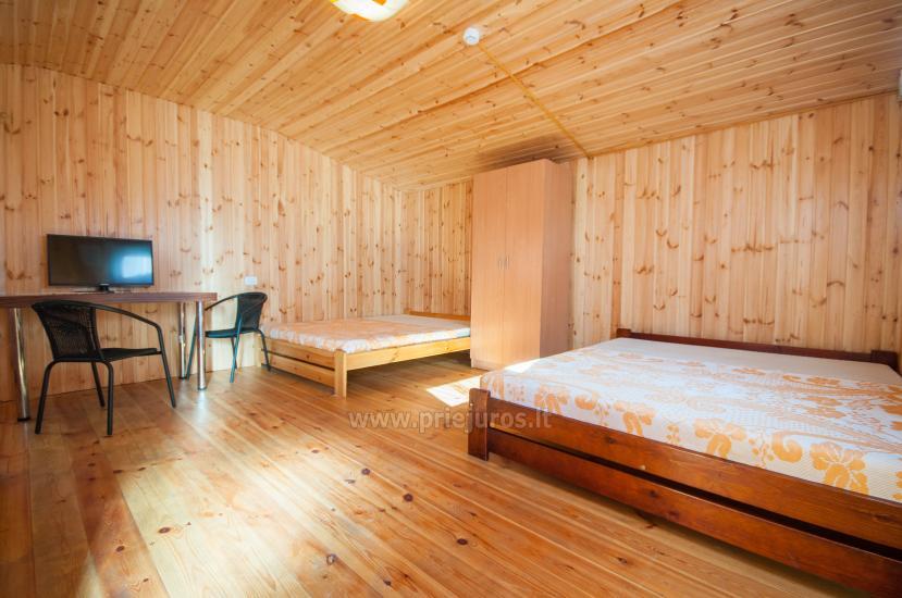 Neue Ferienhütte Elnias ganz in der Nähe des Meeres in Sventoji - 38