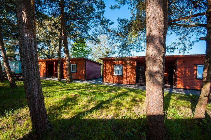 Neue Ferienhütte Elnias ganz in der Nähe des Meeres in Sventoji - 40
