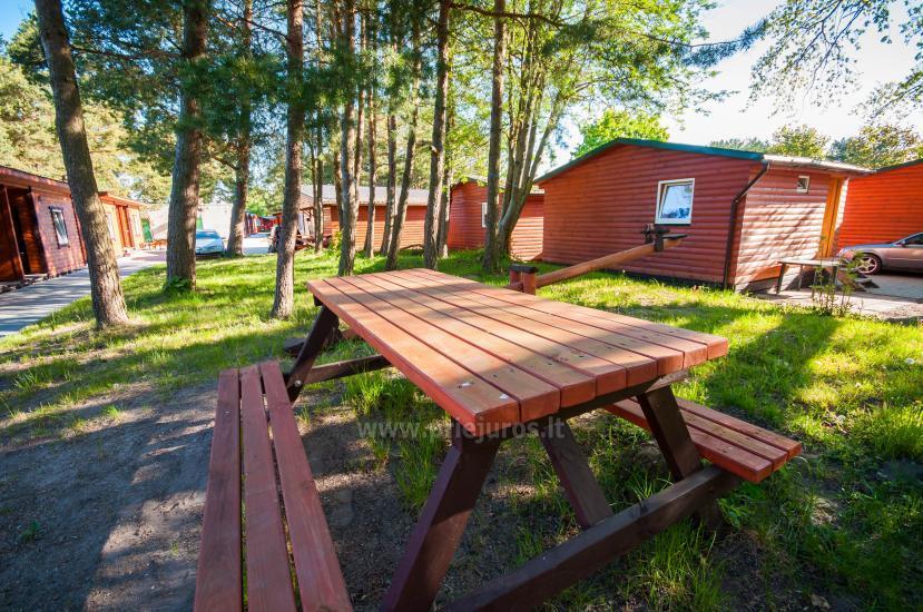 Neue Ferienhütte Elnias ganz in der Nähe des Meeres in Sventoji - 41