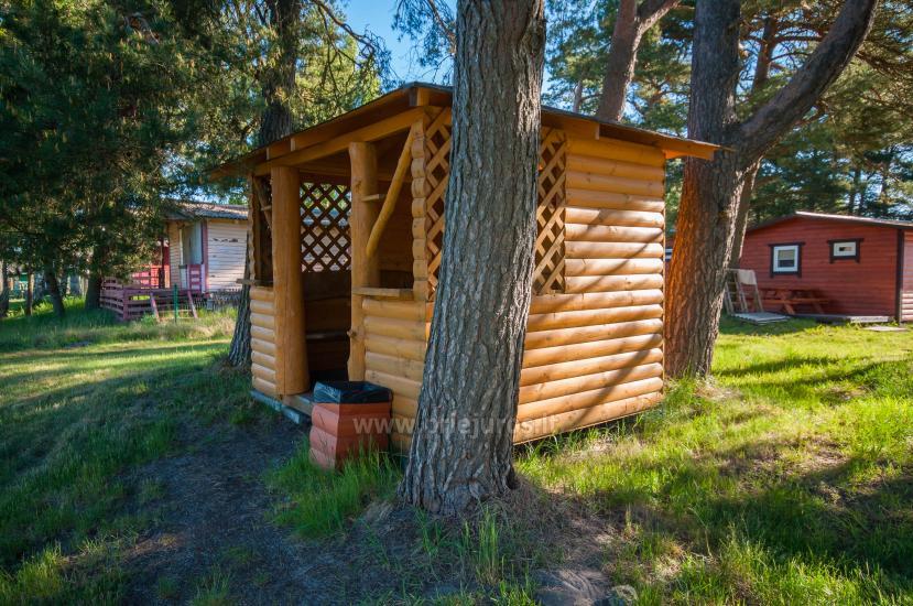 Neue Ferienhütte Elnias ganz in der Nähe des Meeres in Sventoji - 42