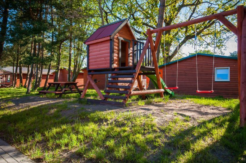 Neue Ferienhütte Elnias ganz in der Nähe des Meeres in Sventoji - 43