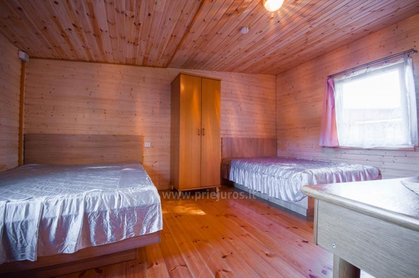 Neue Ferienhütte Elnias ganz in der Nähe des Meeres in Sventoji - 45