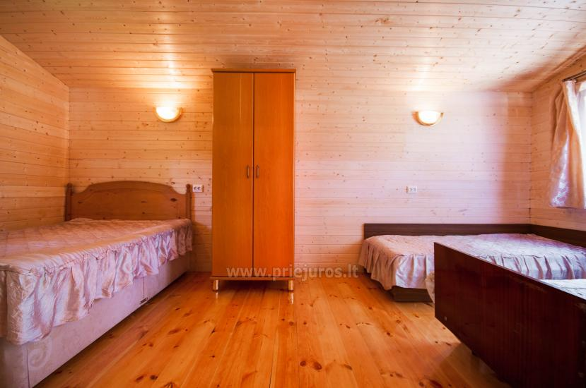 Neue Ferienhütte Elnias ganz in der Nähe des Meeres in Sventoji - 46