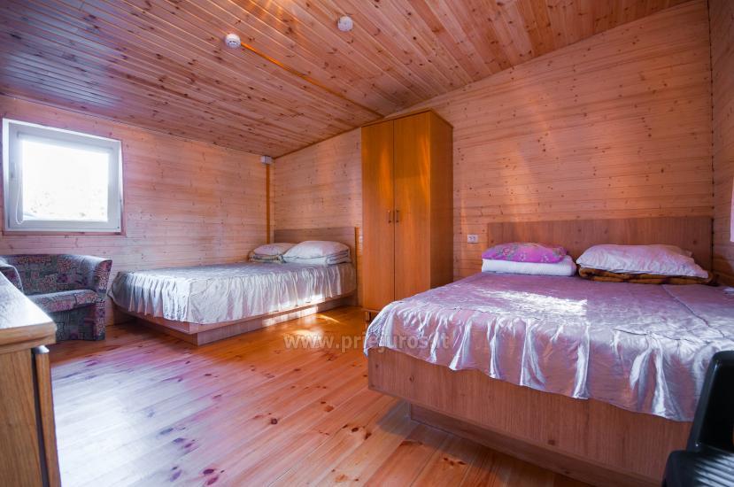 Neue Ferienhütte Elnias ganz in der Nähe des Meeres in Sventoji - 47