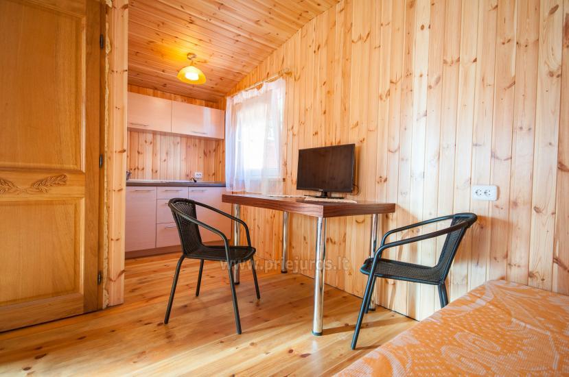 Neue Ferienhütte Elnias ganz in der Nähe des Meeres in Sventoji - 50