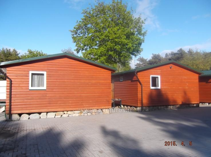 New holiday cottages Elnias very close to the sea in Sventoji - 11