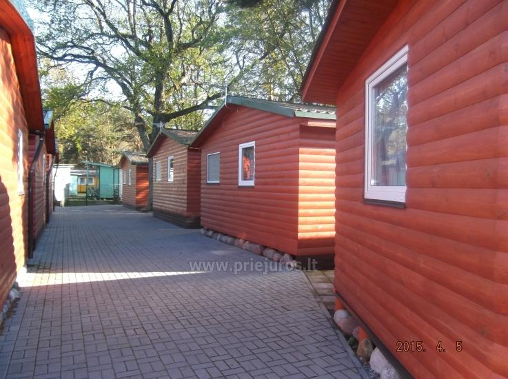 New holiday cottages Elnias very close to the sea in Sventoji - 10