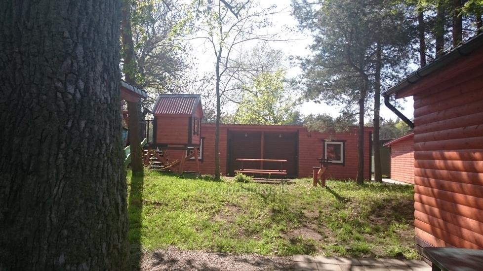 Neue Ferienhütte Elnias ganz in der Nähe des Meeres in Sventoji - 15