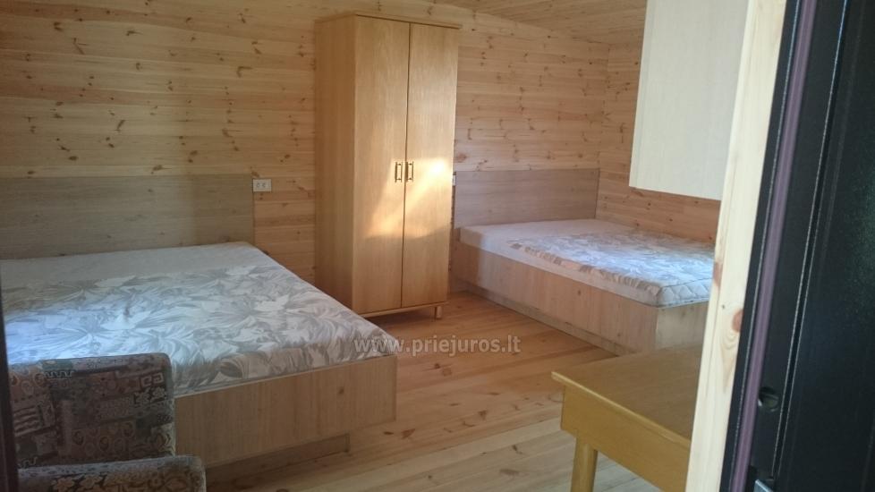 Neue Ferienhütte Elnias ganz in der Nähe des Meeres in Sventoji - 24