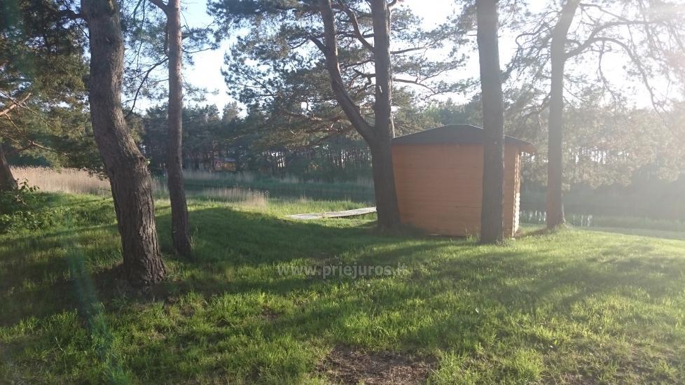 Neue Ferienhütte Elnias ganz in der Nähe des Meeres in Sventoji - 36
