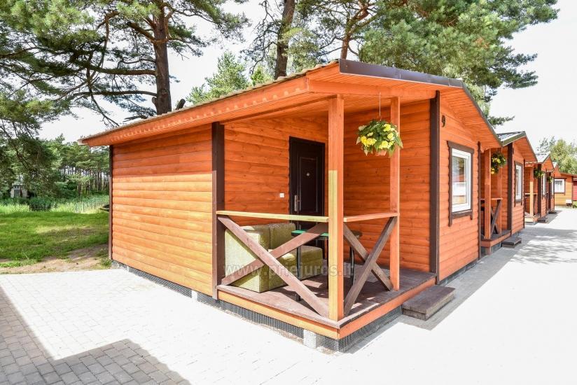Neue Ferienhütte Elnias ganz in der Nähe des Meeres in Sventoji - 18