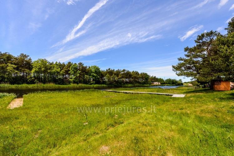 Neue Ferienhütte Elnias ganz in der Nähe des Meeres in Sventoji - 33