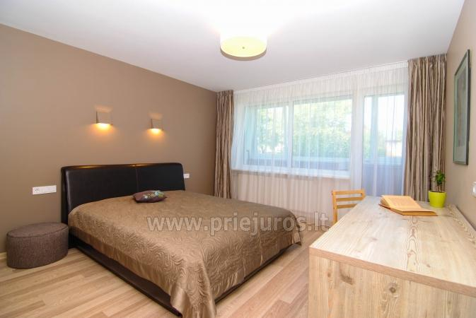 Newly furnished 2 room apartment in the center of Palanga, on the ground floor of a house - 5