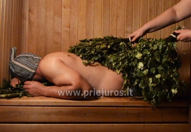 Sauna mit Badehaus Begleiter in Klaipeda - 10