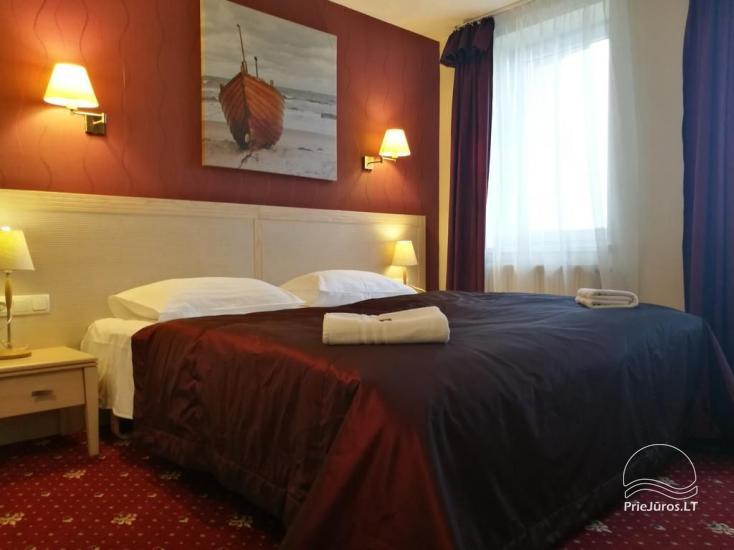 Hotel in Klaipeda Pajurio vieskelis - cosy rooms, sauna, pool - 5