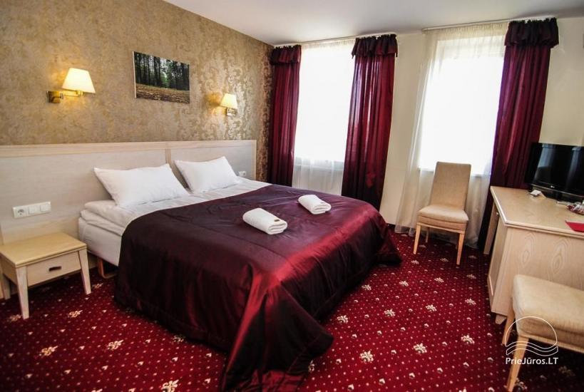 Viešbutis Pajūrio vieškelis - jaukūs kambariai, sauna, baseinas - 9