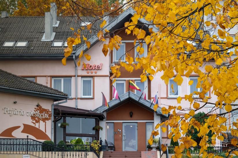 Hotel in Klaipeda Pajurio vieskelis - cosy rooms, sauna, pool - 3