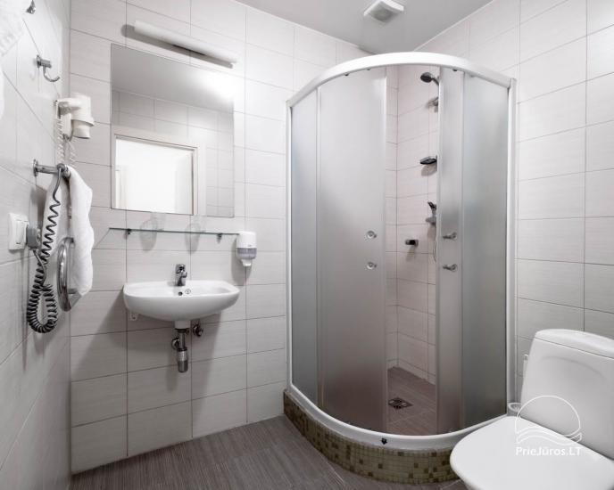 Viešbutis Pajūrio vieškelis - jaukūs kambariai, sauna, baseinas - 21