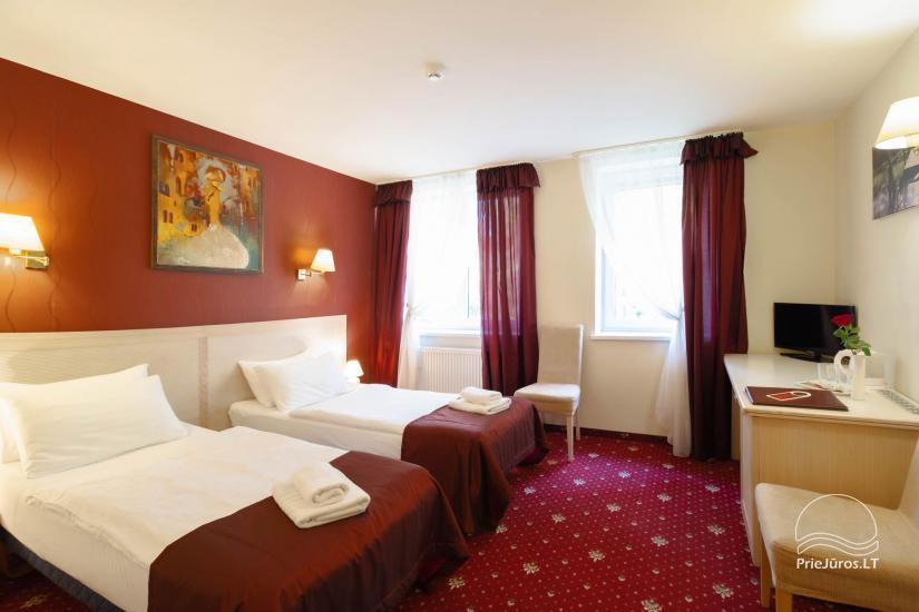 Viešbutis Pajūrio vieškelis - jaukūs kambariai, sauna, baseinas - 15