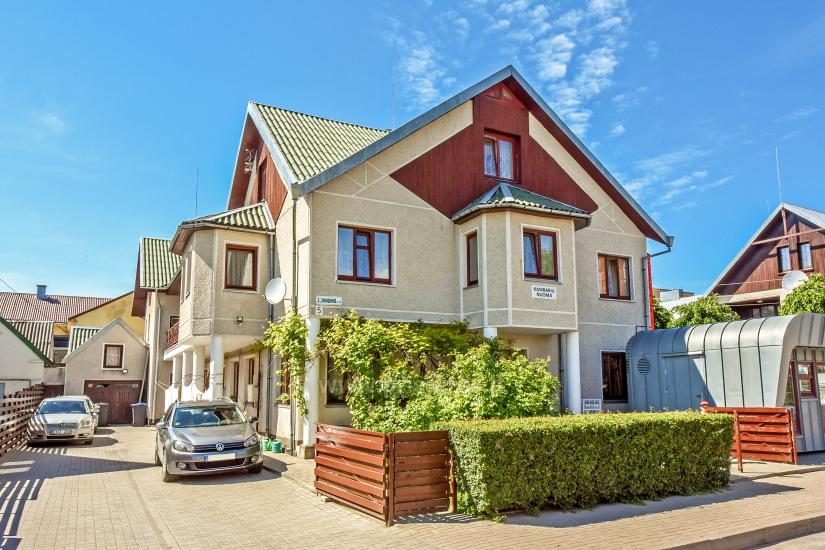 Holiday house KNP - Double/triple rooms fot rent in Palanga - 1